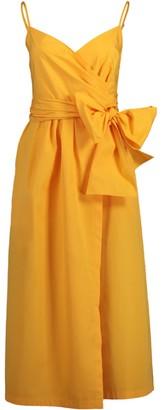 Three Graces London Martha Wrap Dress