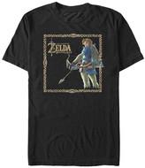 Fifth Sun Men's Tee Shirts BLACK - Legend of Zelda: Breath of the Wild Box Tee - Men