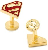 Cufflinks Inc. Men's Cufflinks, Inc. 'Superman Shield' Cuff Links