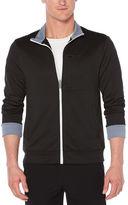 Perry Ellis Full Zip Fleece Jacket