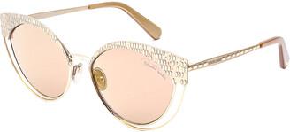 Roberto Cavalli Women's Rc1125 57Mm Sunglasses