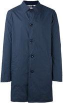 Etro shirt jacket - men - Cotton/Polyamide/Polyurethane - 48
