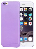 iPhone 6S case, Lookatool® for iPhone 6S 4.7 Inch New Matte Polypropylene Hard Case Cover Skin (Purple)