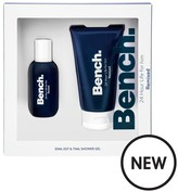 Bench Bench For Him 24 Hour Life Remixed 30ml EDT + 75ml Shower Gel Gift Set