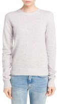 Acne Studios Women's Mari Boiled Wool Pullover