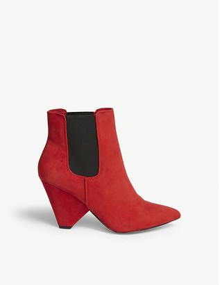 Aldo Chervil suede Chelsea ankle boots, Size: EUR 37 / 4 UK WOMEN