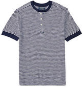 Ralph Lauren Boys 2-7 Striped Henley Tee