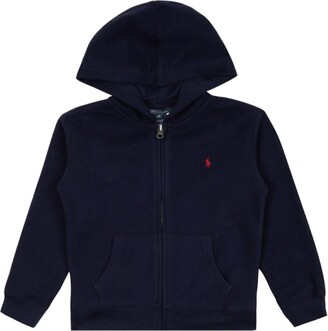 Ralph Lauren Kids Hooded Sweater (5-7 Years)