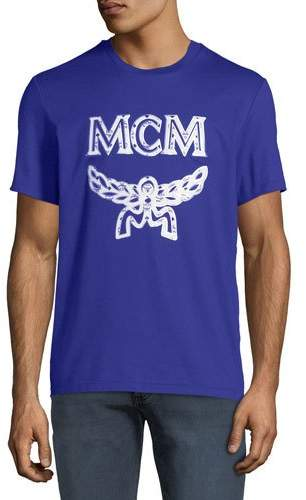 MCM Men's Logo Graphic T-Shirt