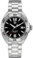 Tag Heuer WAZ2113.BA0875 Formula 1 polished steel watch