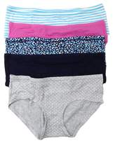 Carole Hochman Ladies' 5-pack Hipster Panty