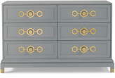 Jonathan Adler JA Crafted by Fisher-Price Deluxe Double Dresser