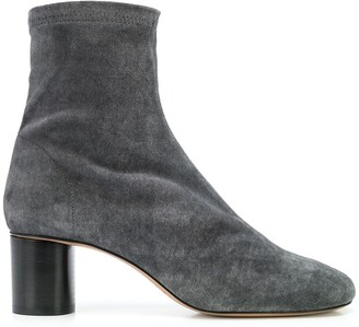 Isabel Marant Dafka stretch ankle boots