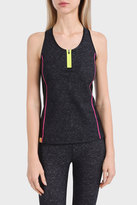Monreal London Action Zip Tank Top