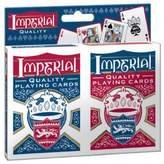 Patch Products Inc. Patch 1452 Imperial Twin Pack Playing Cards- Pack of 12