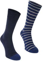 Levis Stripe 2 Pack Socks