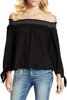 Jessica Simpson Marlena Off-the-Shoulder Top