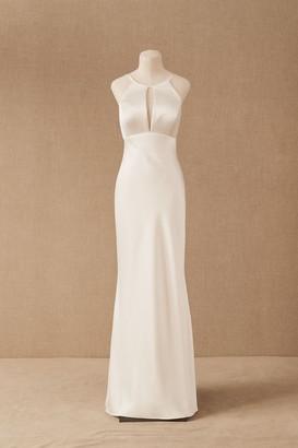 Amsale Nouvelle Naida Gown