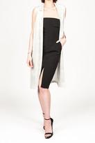 Donna Mizani Vest In Croc