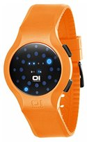 01 The One 01TheOne Unisex GR301OR3 Gamma Ray Plastic Series Watch