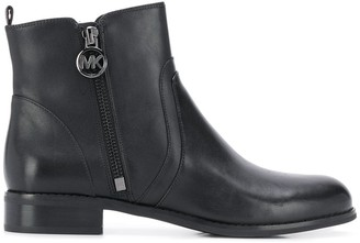 MICHAEL Michael Kors Side Zip Boots