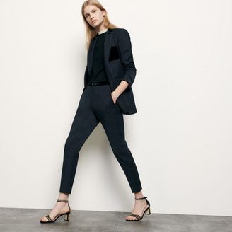Sandro Straight tailored pants