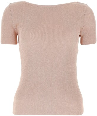 Max Mara Boat Neck Top