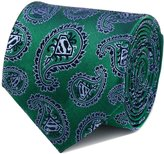 Cufflinks Inc Men's Superman Paisley Tie
