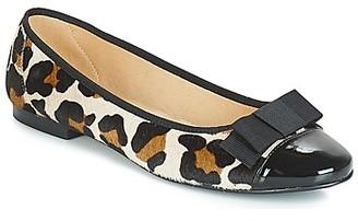 Betty London JOSSECA women's Shoes (Pumps / Ballerinas) in Multicolour