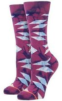 Stance Tribal Trip Casual Light Crew Sock - Women's