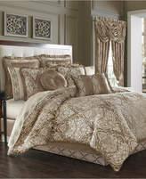 J Queen New York J. Queen 4-Pc. New York Stafford Queen 4-Pc. Comforter Set Bedding