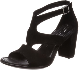 Ecco Women's Shape 65 Block Buckle Sandal