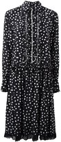 Dolce & Gabbana polka dot shirt dress - women - Silk/Polyamide - 38