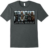 Star Wars Bounty Hunters' Guild Graphic T-Shirt