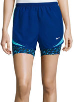 Nike 2-In-1 Dri-FIT Tempo Running Shorts