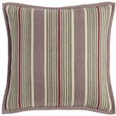 "Ralph Lauren Home Northward Stripe Pillow, 18""Sq."