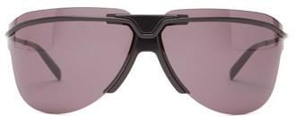 Givenchy Aviator Metal Sunglasses - Black