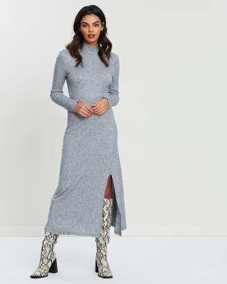 Mng Knit Long Dress