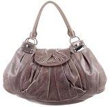 Miu Miu Nappa Antik Shoulder Bag