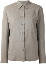 MM6 MAISON MARGIELA long sleeve buttoned shirt