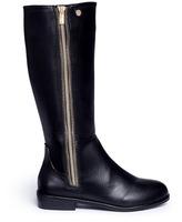 Stuart Weitzman 'Lowland Zippy' knee high kids boots