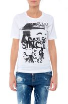 DSQUARED2 Dyed Rules T-shirt