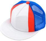 Facetasm panelled cap - men - Nylon/Rexcell - One Size