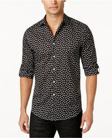 INC International Concepts Men's Ditsy Floral-Print Shirt, Created for Macy's