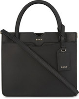 DKNY Bryant Park small leather tote