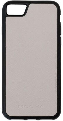 Mocha Jane Leather Hard Case For iPhone 8 / 7 -