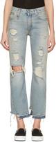 R 13 Blue Bowie Jeans