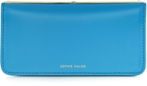 Sophie Hulme Curved Fine Leather Wallet