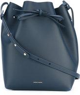 Mansur Gavriel bucket shoulder bag - women - Leather - One Size