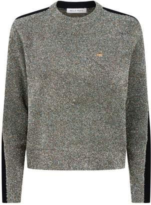 Bella Freud Teeny Bopper Crop Wool Sweater